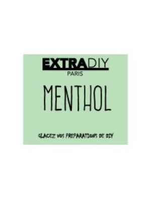 Menthol Additifs Extradiy Extrapure 10ml