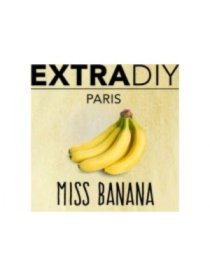 Miss Banana Aromes Extradiy Extrapure 10ml