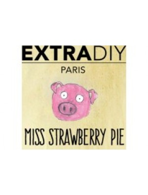 Miss Strawberry Pie Aromes Extradiy Extrapure 10ml