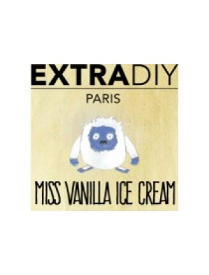 Miss Vanilla Ice Cream Aromes Extradiy Extrapure 10ml