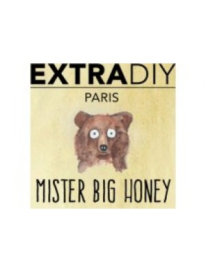 Mister Big Honey Aromes Extradiy Extrapure 10ml