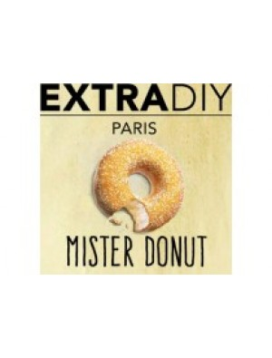Mister Donut Aromes Extradiy Extrapure 10ml