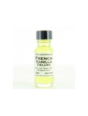 French Vanilla Deluxe Arome 15ml Perfumers Apprentice