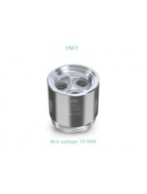 Pack de 5 resistances HW3 Ello 0.2ohm Eleaf