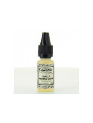 Vanilla Whipped Cream Arome Capella 3x10ml