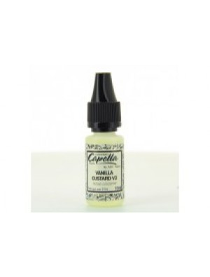 Vanille Custard V2 Arome Capella 3x10ml