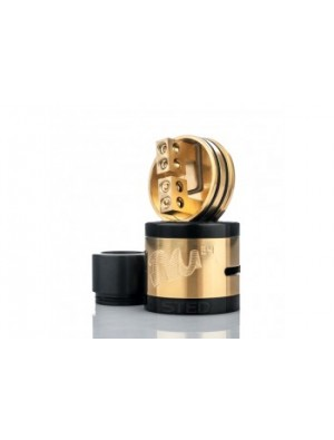 Twisted Messes 24mm RDA Black-Gold Twisted Messes