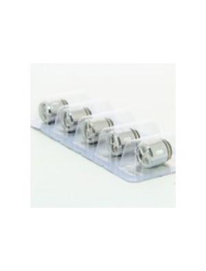 Pack de 5 résistances 0.2ohm T6 TFV8 Baby Smoktech