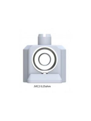 Pack de 5 resistances Penguin AtoPack JVIC2 DL 0.25ohms Joyetech