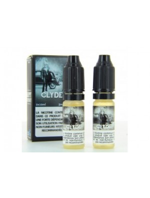 Clyde Bordo2 Premium 2x10ml