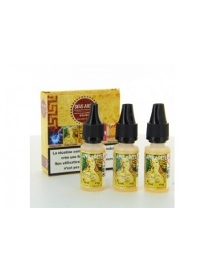 Aphrodite Deus Juices 3X10ml