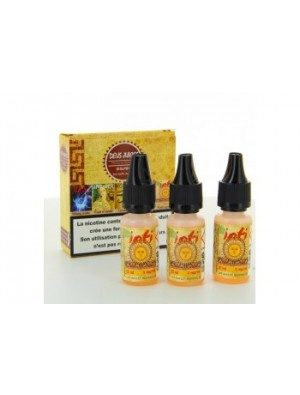 Inti Deus Juices 3X10ml