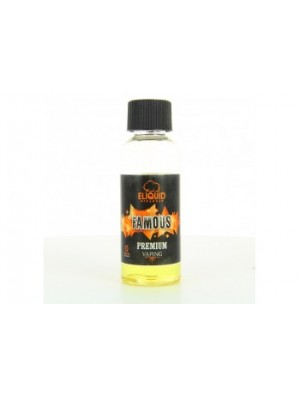 Famous 50ml 0mg EliquidFrance