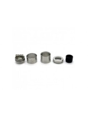 Twisted Messes 24mm RDA Silver Twisted Messes