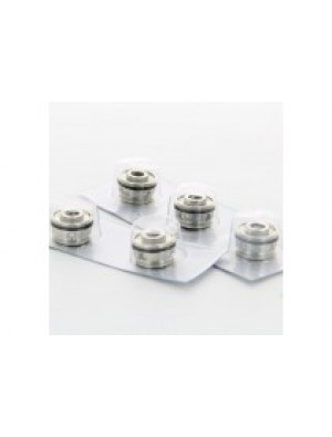 Pack de 5 resistances Ultimo MG Clapton 0.5ohms Joyetech