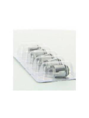 Pack de 5 resistances Q2 Dual 0.6 TFV8 Baby Smoktech
