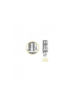 Pack de 5 resistances BVC 0.7ohms Aspire