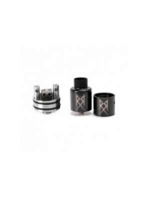 Recoil RDA Black GrimmYOC
