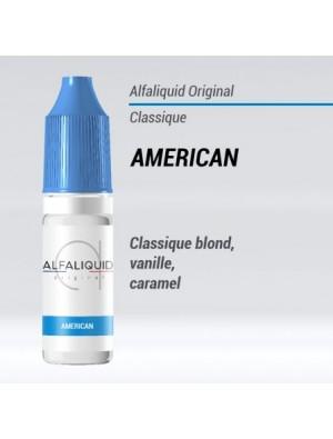 AMERICAN ALFALIQUID en 10ml et vendu par 5