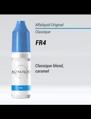 Gamme de liquide ALFALIQUID 10ml goût FR4