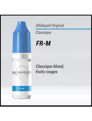 Gamme de liquide ALFALIQUID 10ml goût FRM