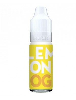 Lemon OG CBD de Liquideo 3 x 10ML