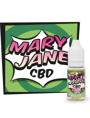 Mary Jane 1 x 10ML CBD de High Vaping 600mg/10ML