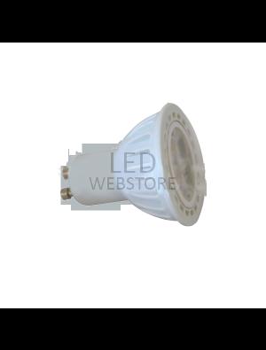 Spot LED 4*1W GU10 230V - LED Plastique - Blanc chaud