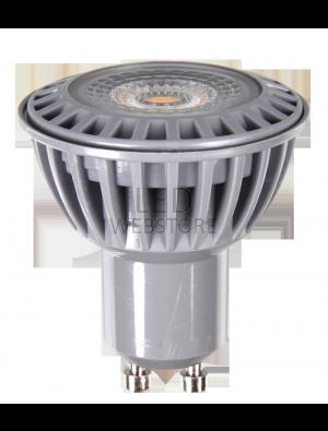 Spot LED 6W GU10 230V COB - Blanc chaud