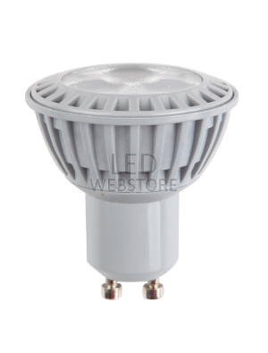 Spot LED 5W GU10 230V - LED Epistar SMD - Blanc Naturel