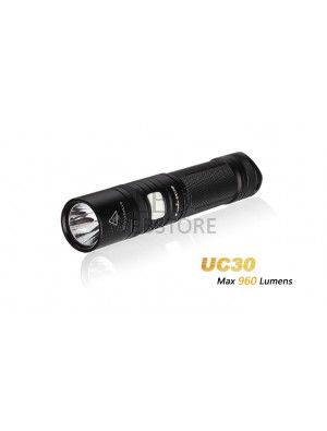 Fenix UC30 - 960Lumens - USB rechargeable