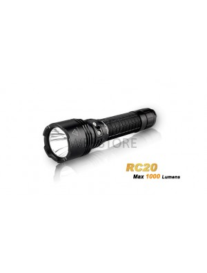 Fenix RC20 - lampe torche rechargeable - batterie incluse