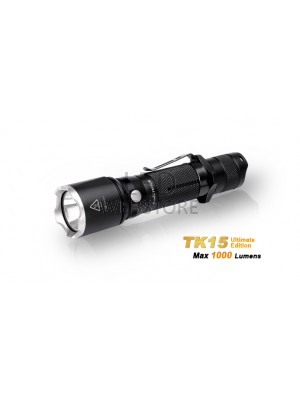 Fenix TK15 UE - Ultimate Edition 2016 - 1000 Lumens