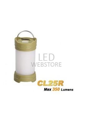 Fenix CL25R - lanterne led rechargeable + pile ARB-L2 - OLIVE GREEN