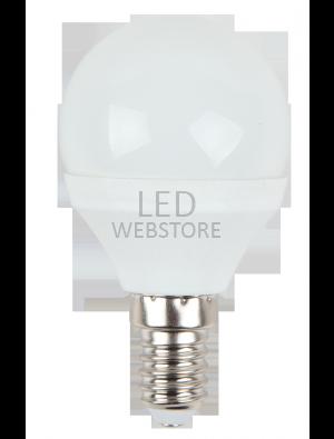 Ampoule LED - 4W 220V E14 P45 - Epistar - Blanc chaud