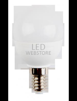 Ampoule LED - 6W 220V E14 P45 - Blanc naturel