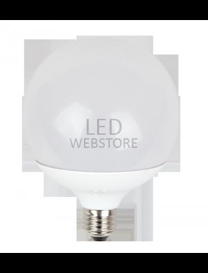 Ampoule LED - 13W 230V E27 GLOBE - Blanc chaud