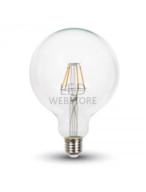 Ampoule LED 10W 230V E27 G125 - Blanc Naturel