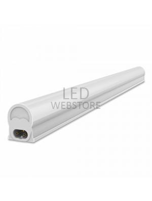 Tube LED T5 7W - 60 cm - Montage batten - Blanc chaud
