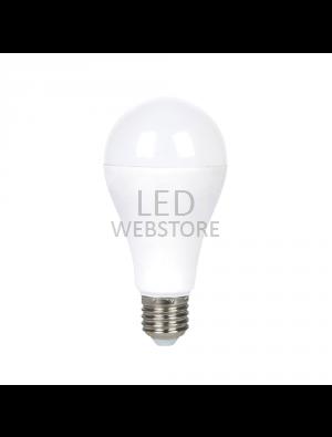 Ampoule LED 15W 230V E27 A65 - Blanc Chaud