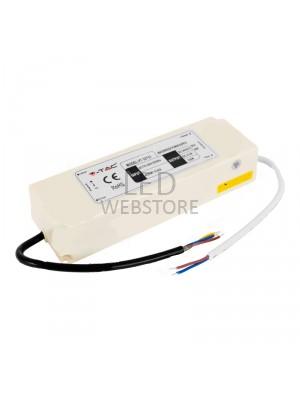 Alimentation LED - 100W 24V Métal Waterproof