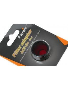 Fenix filtre AOF-S + R, rouge
