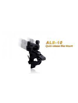 Fenix Support guidon ALB-10 pour lampe Torche