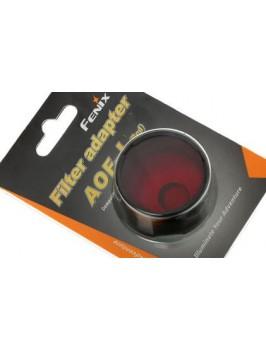 Fenix AOF-L filtre, rouge 40 mm