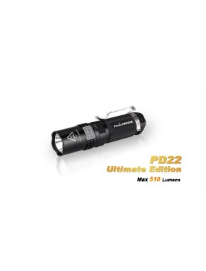 Fenix PD22UE Ultimate édition - 510 Lumens