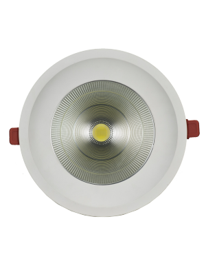 Spots LED encastrables 22W - CREE COB- Blanc chaud