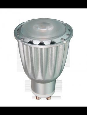 Spot LED 7W GU10 220V - LED Sharp COB - Blanc froid