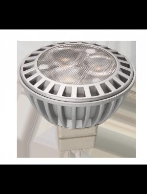 Spot LED 5W GU5.3 12V - LED Epistar - Blanc froid