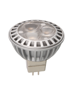Spot LED 5W GU5.3 12V - LED Epistar - Blanc naturel