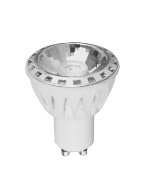 Spot LED 7W GU10 230V - LED NEW COB - Blanc froid dimmable
